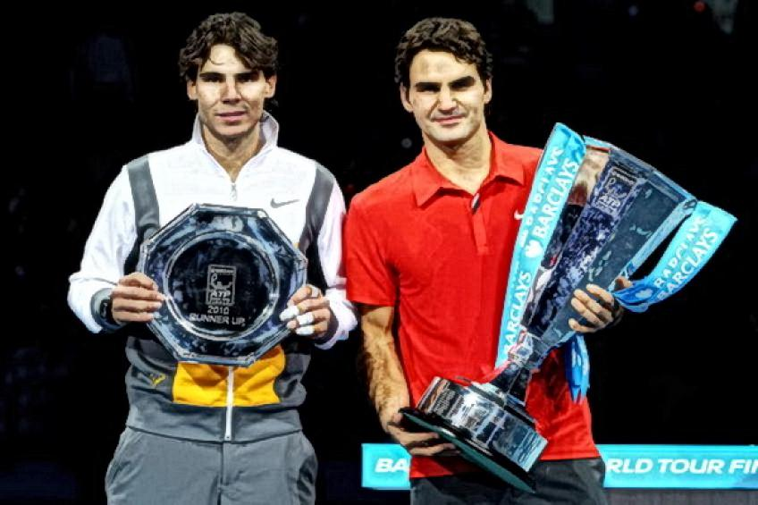 On this day: Roger Federer overpowers Rafael Nadal to write history in..