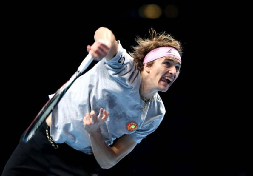 Alexander Zverev needs to improve, locker room doesn't sleep - Becker
