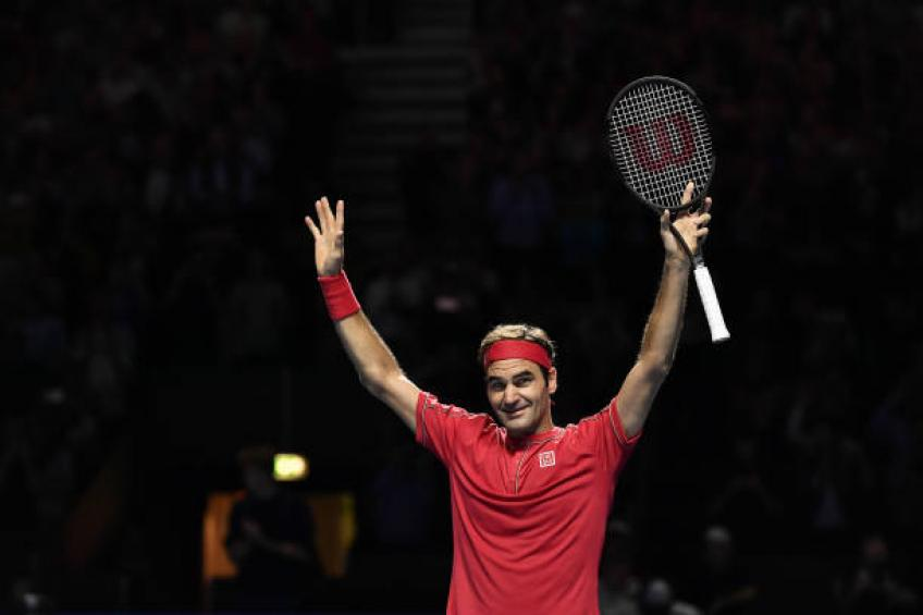 Federer bounces back at ATP Finals