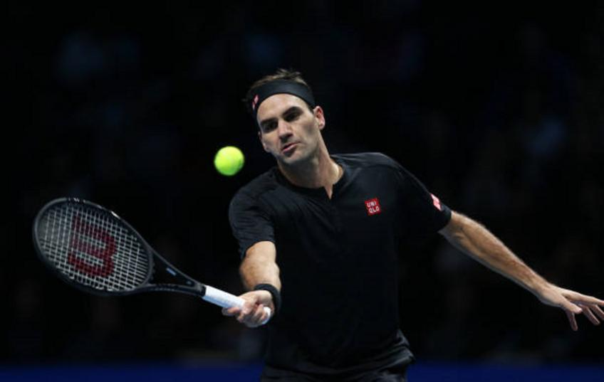 Roger Federer should not be blamed for playing exhibitions, says Rusedski