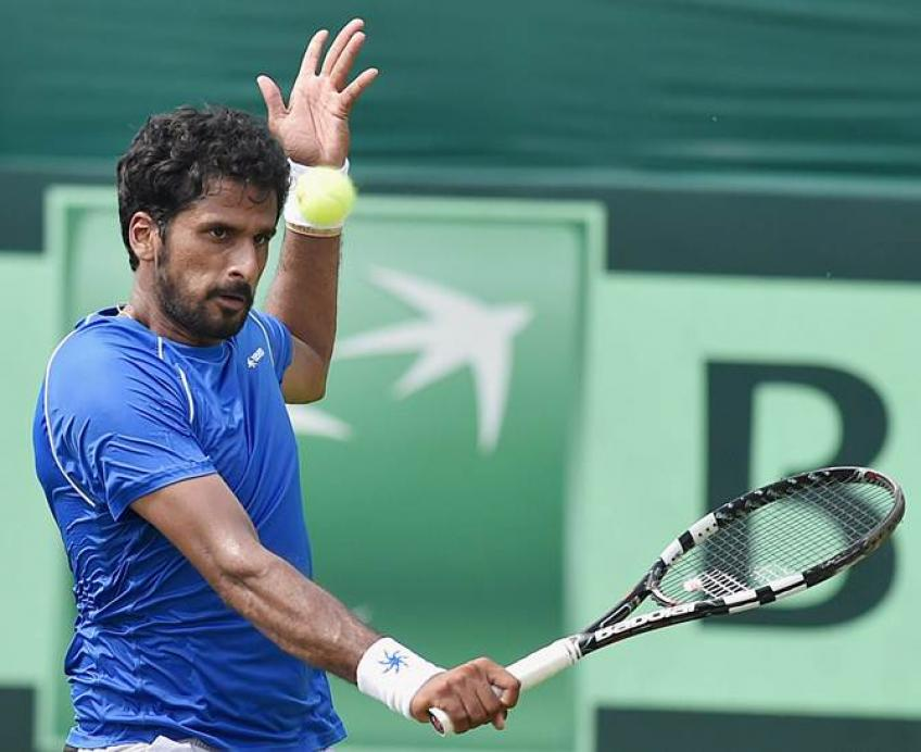 Saketh Myneni: The Davis Cup thing is going the wrong way