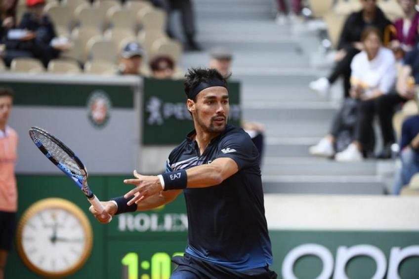 Fabio Fognini signs up to play Marseille