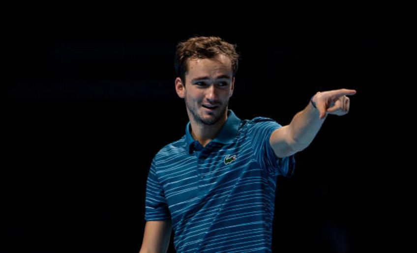 Daniil Medvedev: 'Rafael Nadal could have given up on 5-1. He didn't'