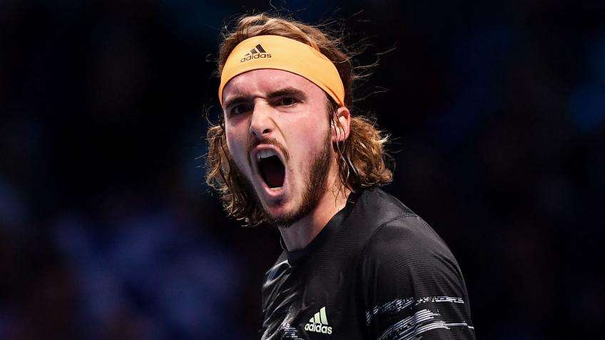 Nadal edges Tsitsipas to keep semi hope alive at ATP Finals