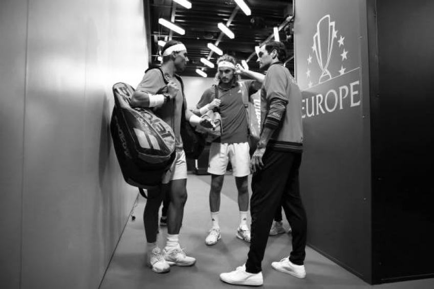 Tsitsipas: 'I had a lot of fun with Federer, Nadal, Zverev at Laver Cup'