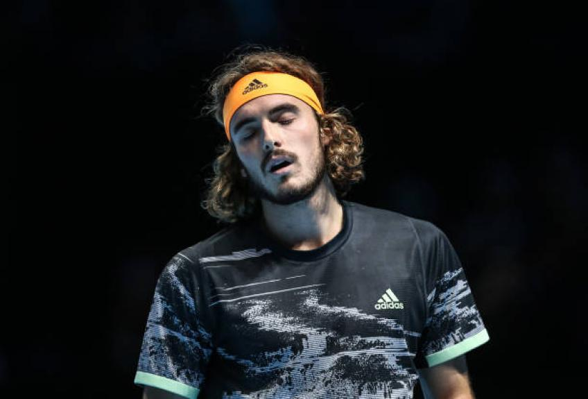 Tsitsipas: 'At the US Open I understood there is life beyond tennis'