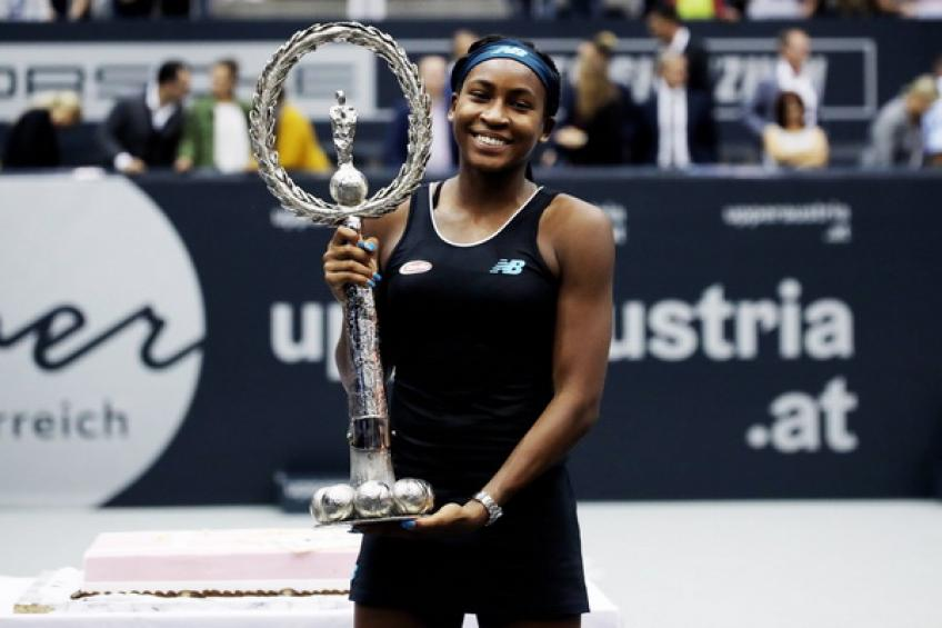 Billie Jean King calls Coco Gauff special one after a breakthrough season