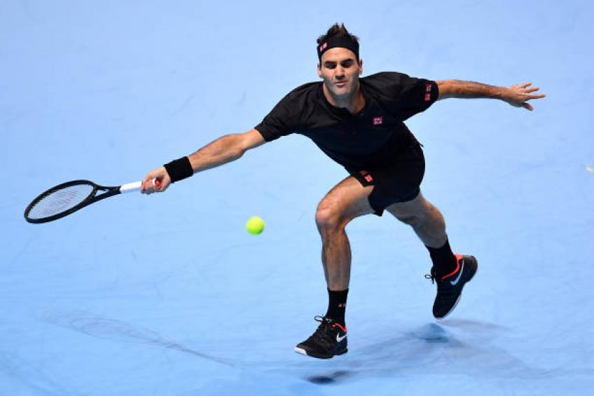 Roger Federer started at 19 and has not finished yet, says Jannik Sinner