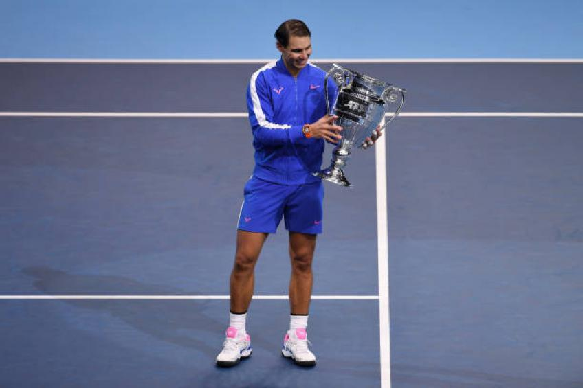 Rafael Nadal shares the big difference between world No. 1 and Major title - Tennis World USA