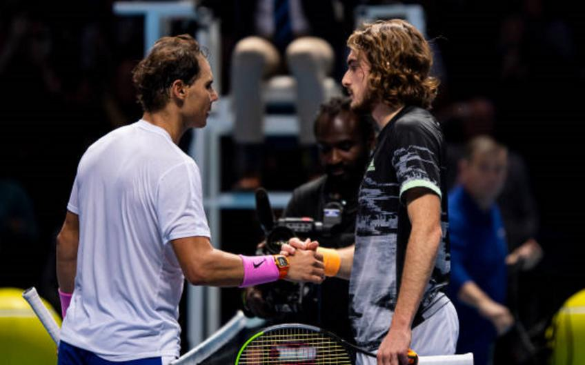 Rafael Nadal opens up on physical shape following win vs Tsitsipas