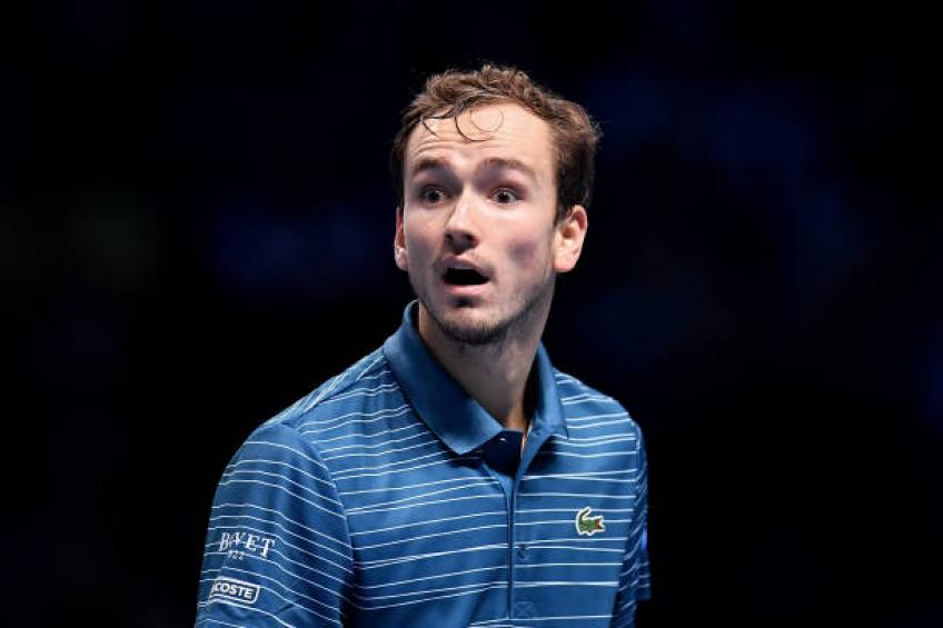 Medvedev: 'Experience is the key. I realized it after losing to Nadal'