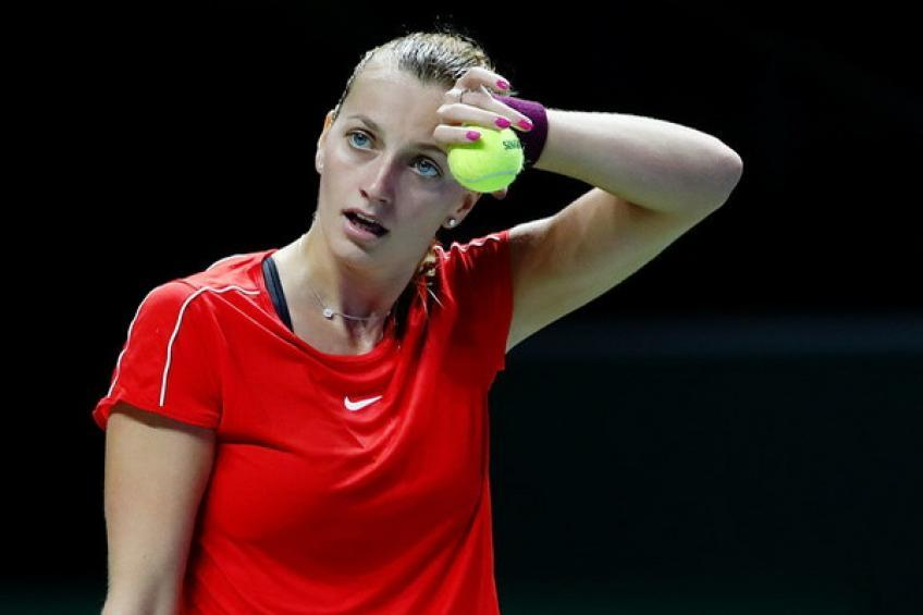 Petra Kvitova and her worst enemy: Continuity