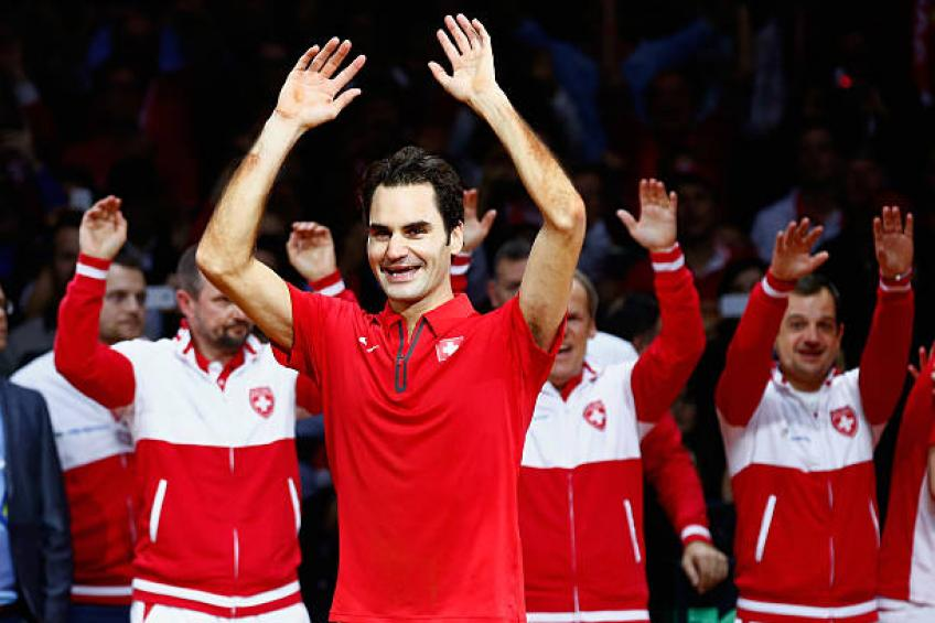 We were surprised Roger Federer did not commit to play Davis Cup - Costa