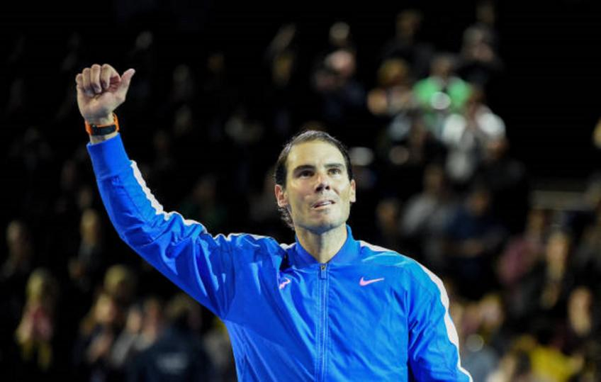 Rafael Nadal: '2013 was probably my most emotional year'