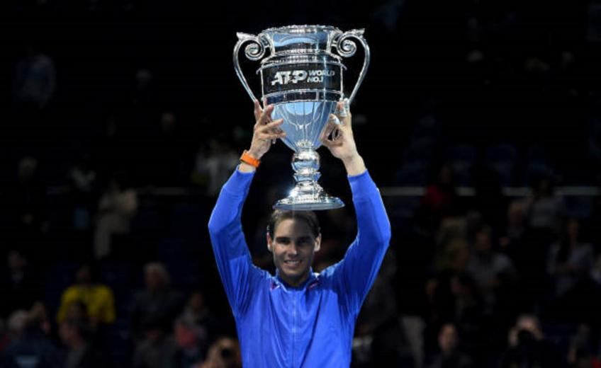 'In 2005 Rafael Nadal was done, in 2019 he is No. 1 again' - Uncle Toni