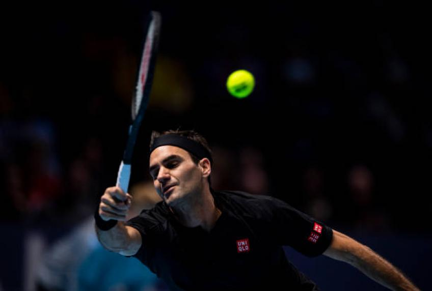 Roger Federer: 'My kids will be at home while I play in South America' - Tennis World USA