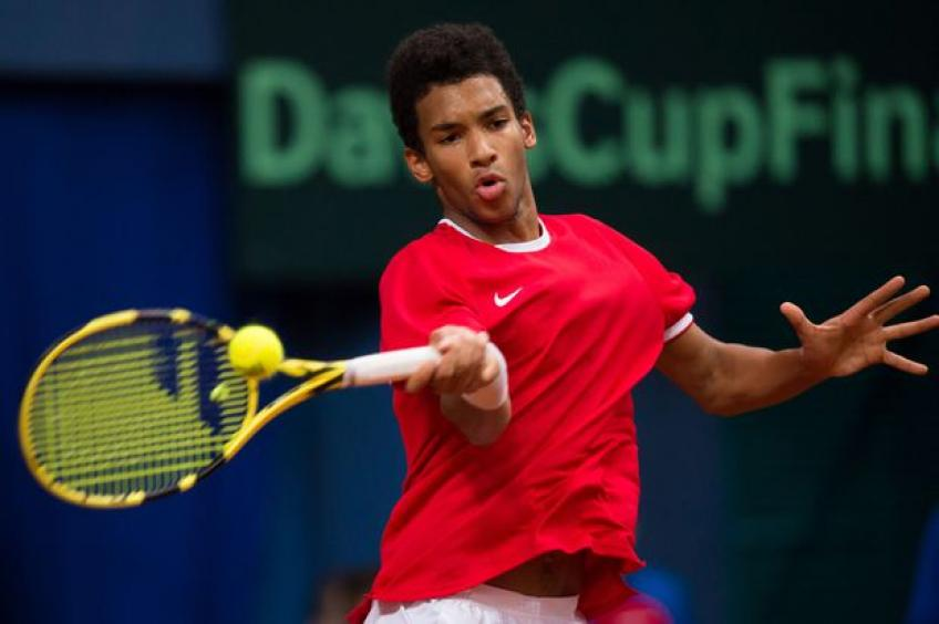 Felix Auger-Aliassime: Our group is maybe one of strongest in DC Finals