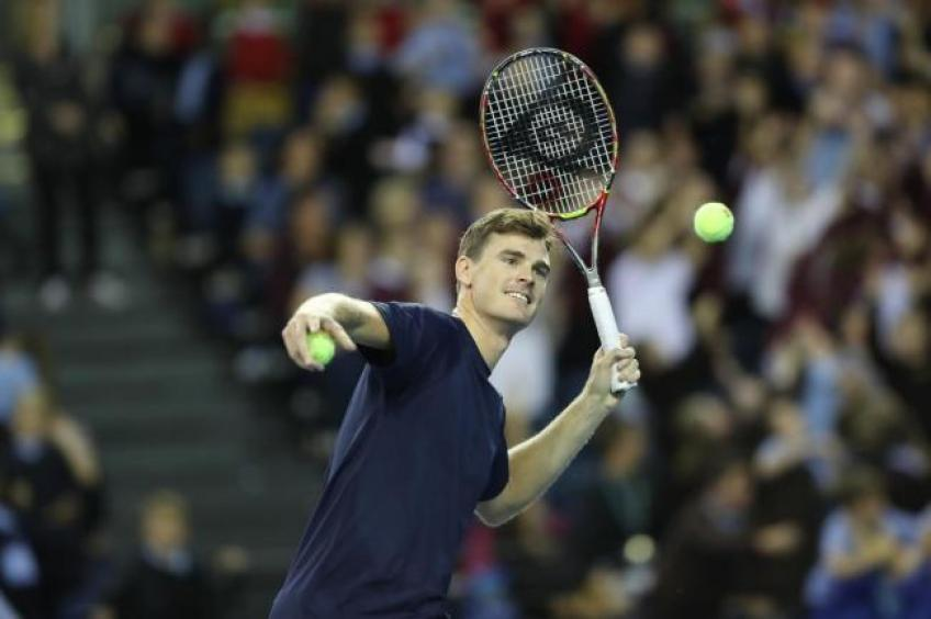 Jamie Murray hopes to create more Davis Cup memories in Madrid