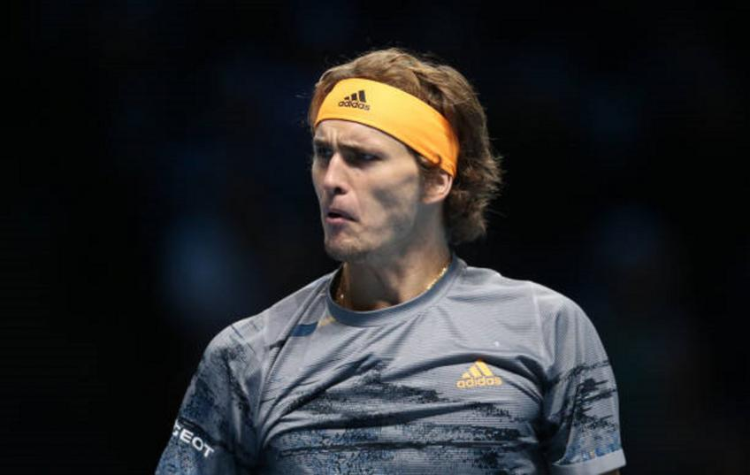 Alexander Zverev plans to have eye surgery after playing with Roger Federer