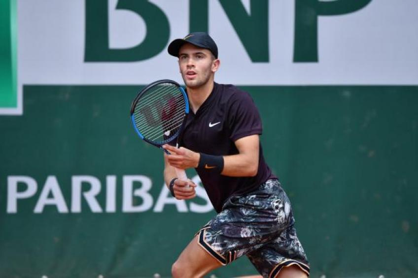Borna Coric: I didn't feel relief after Daniil Medvedev pulled out of DC