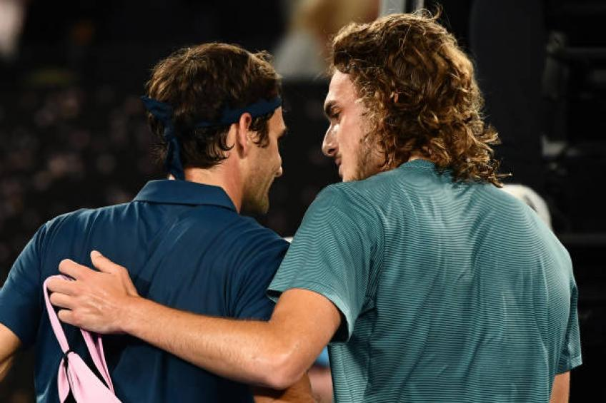 Tsitsipas can be getting the same ovation as Roger Federer is - Hantuchova