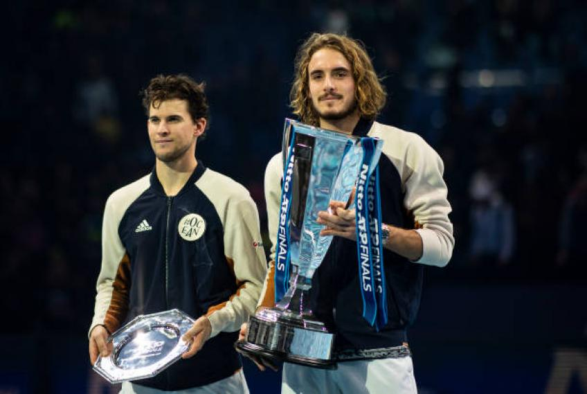 Stefanos Tsitsipas and Dominic Thiem will win Majors in 2020, says Laver