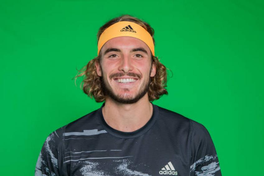 Stefanos Tsitsipas says he wants to become the GOAT