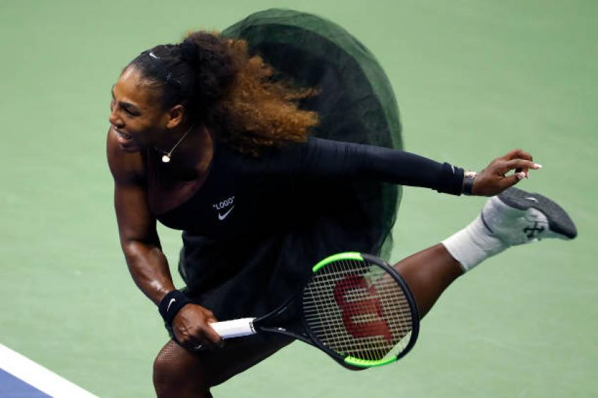Student sells Serena Williams' US Open broken racket for ridiculous price