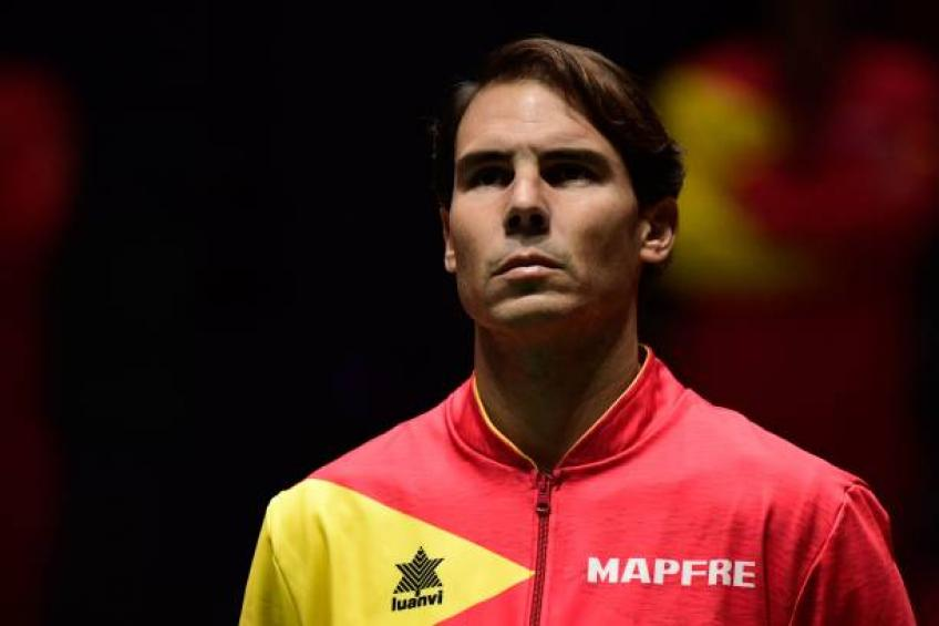 Rafael Nadal: 'I missed more tournaments than Roger Federer,Novak Djokovic'