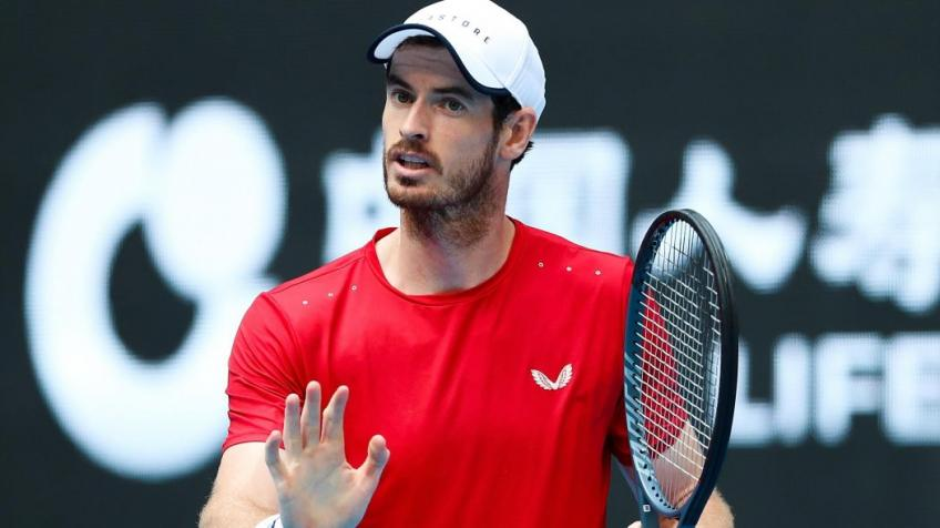 Andy Murray reflects on getting tested by Tallon Griekspoor