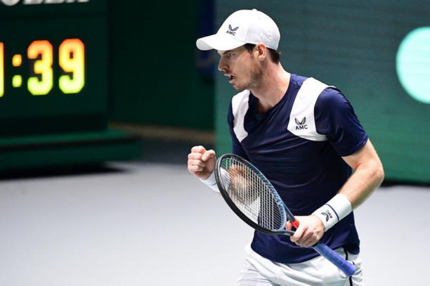 Davis Cup Finals: Andy and Jamie Murray earn victory for Great Britain