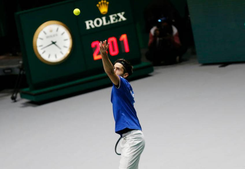 Herbert backs new Davis Cup format, mentions Novak Djokovic