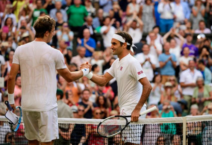 At some point Roger Federer and Rafael Nadal will leave tennis, says Struff