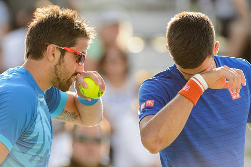 Janko Tipsarevic: 'Novak Djokovic is beyond sports'