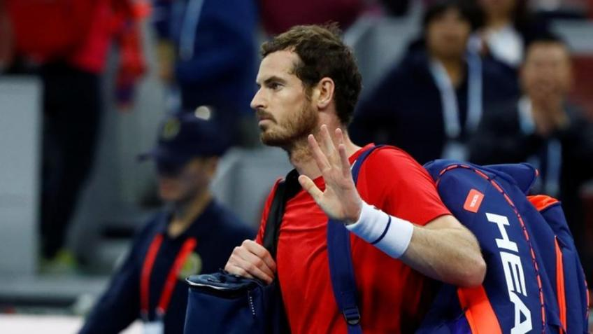 Andy Murray given day off to rest at Davis Cup Finals