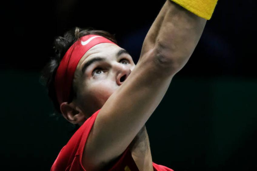 Rafael Nadal is value addition for the Davis Cup, says Gerard Pique