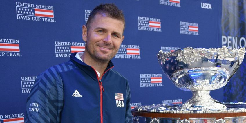 US captain Mardy Fish gives thoughts on new Davis Cup format
