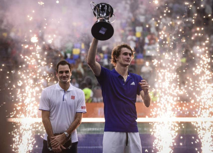 Exhibition match between Federer and Zverev in Colombia cancelled