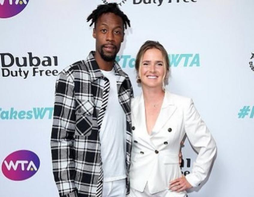 Monfils liked Ukrainian food but I did not cook for him, says Svitolina