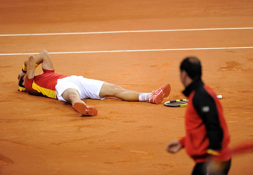 Costa: 'I had great players as a Davis Cup captain: Nadal, Ferrer, Almagro'