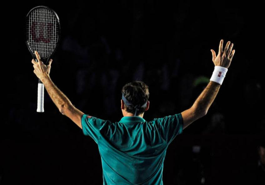 Roger Federer: If DC sees Laver Cup is competition, I take it with a smile