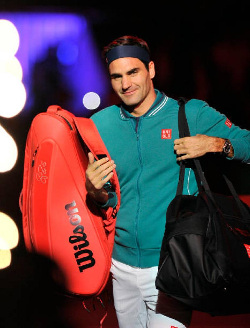Roger Federer: 'I joined the fashion world. That's a big thing'