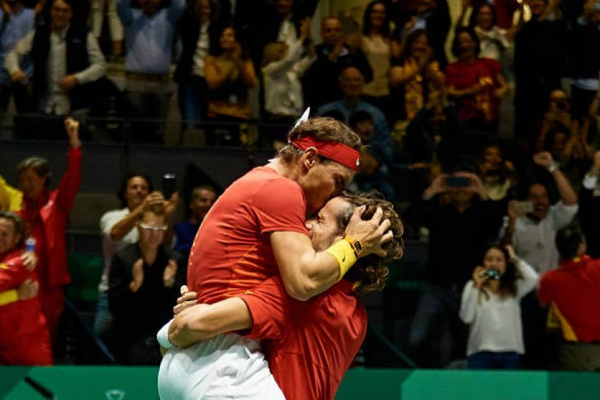 Rafael Nadal: 'We had incredible moments, but we did not win anything yet'