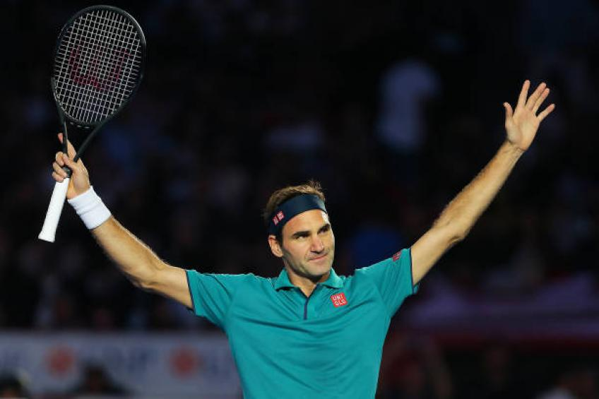 Roger Federer: 'I am an expert in changing diapers'