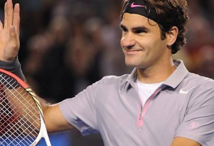 Roger Federer Update: Roger Federer Wins Second Set To Level Semi