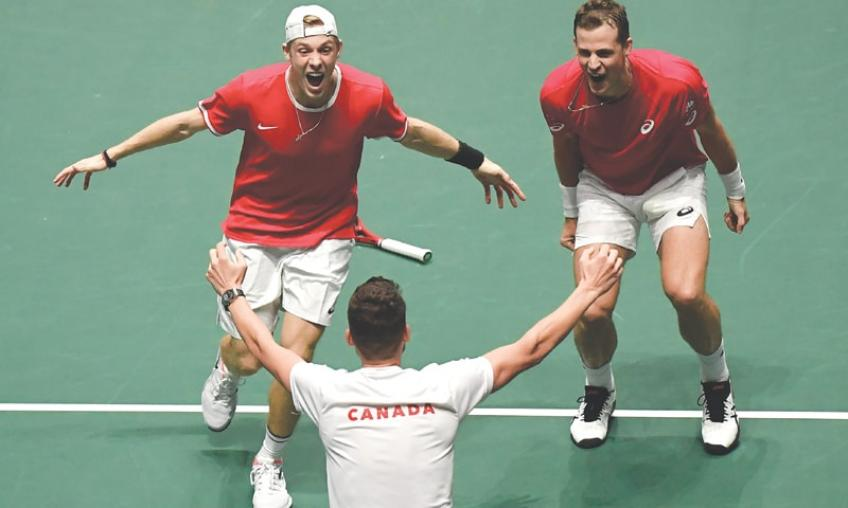 Canadian Captain Frank Dancevic: We have a really bright future