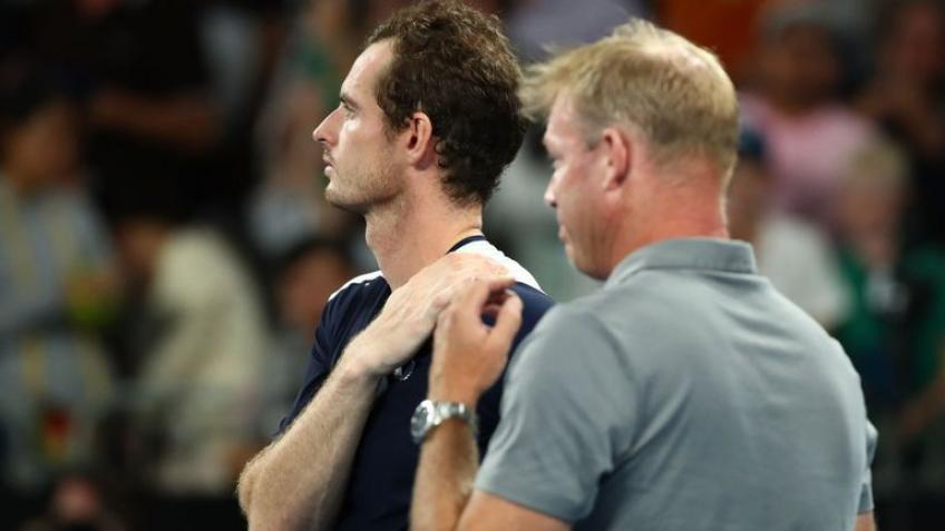 Mark Petchey Believes Andy Murray Could Qualify for ATP Finals Next Year
