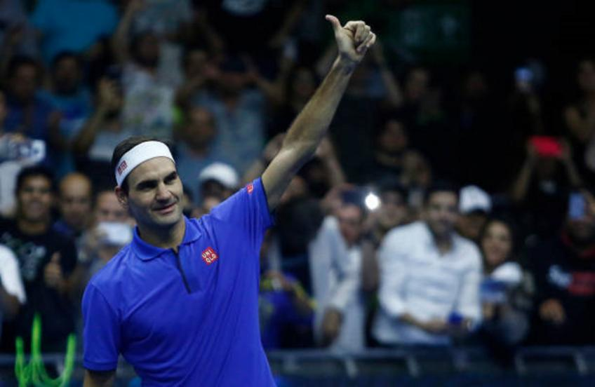 Roger Federer: 'I have been asked about retirement for a decade'