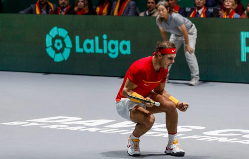 If Spaniards were like Nadal, we would have a better country - Corretja