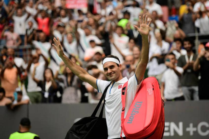 Roger Federer recalls crazy story about his knee injury in 2016